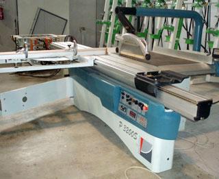 Compra de Maquinaria de Carpintería Usada