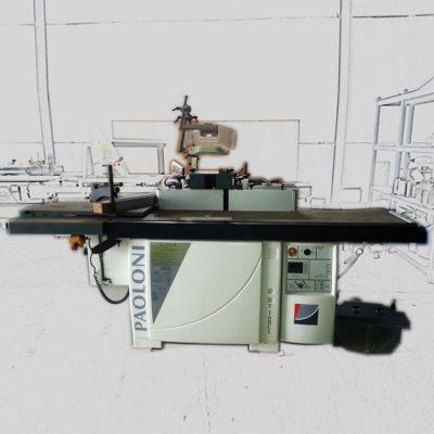Tupi Paoloni T 160 CL con Control C.N.C. Ocasión