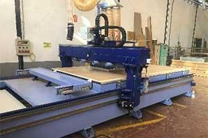 Venta de Maquinaria de Carpintería con Control Numérico Nueva
