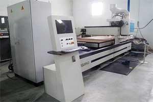 Maquinaria de Carpintería de Ocasión con Control Numérico